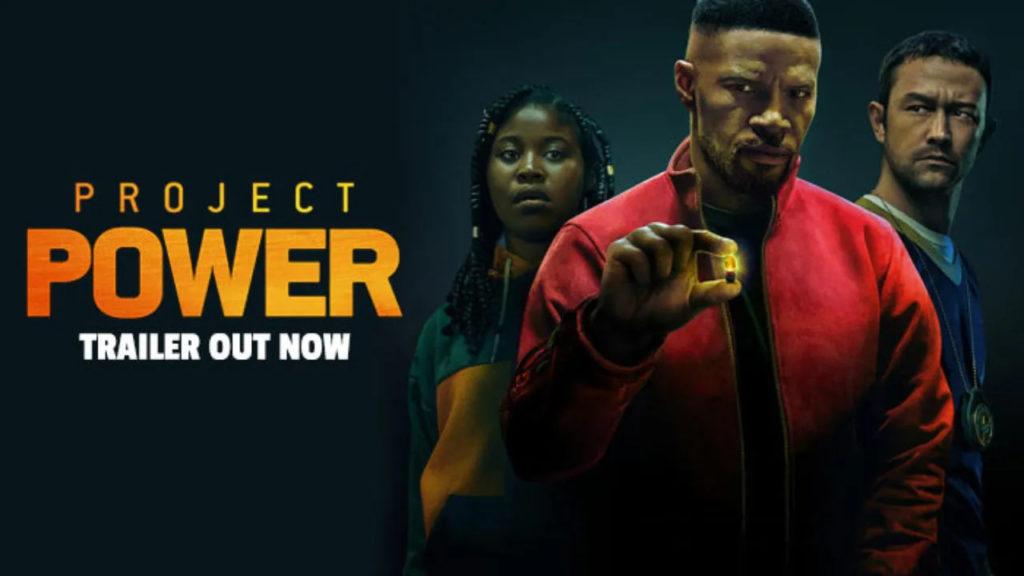 รีวิวหนังพลังวิเศษเรื่อง Project Power